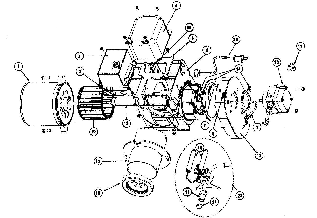 Miller Furnace Parts Breakdown Pictures to Pin on