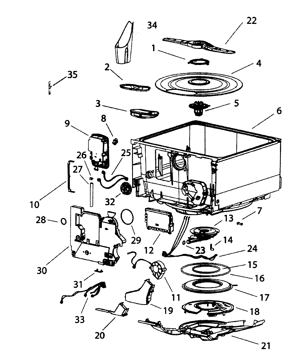 Fisher Paykel Spare Parts