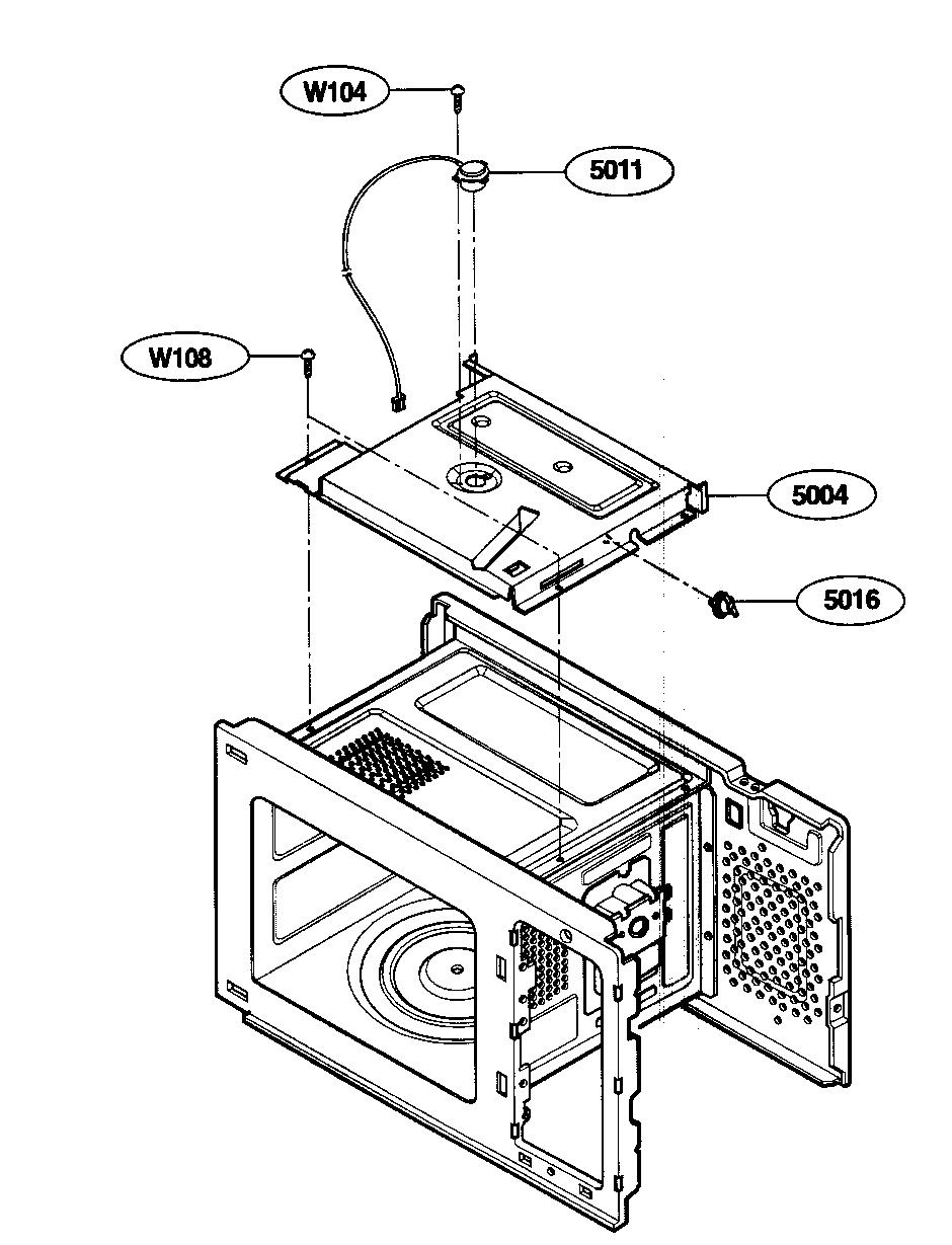 SENSOR PARTS Diagram & Parts List for Model 72167902600