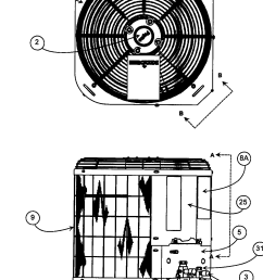 looking for payne model pa13nr03000gaaaa central air conditionerpayne pa13nr03000gaaaa cabinet parts 1 diagram [ 1176 x 1653 Pixel ]