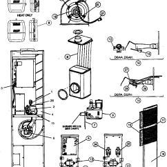 Coleman Evcon Wiring Diagram B Tree Index In Oracle With Cabinet Parts And List For Model Dgpa056abta