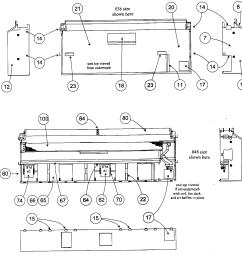 carrier model 40qaq048300 air conditioner heat pump outside unit genuine parts [ 1473 x 1460 Pixel ]