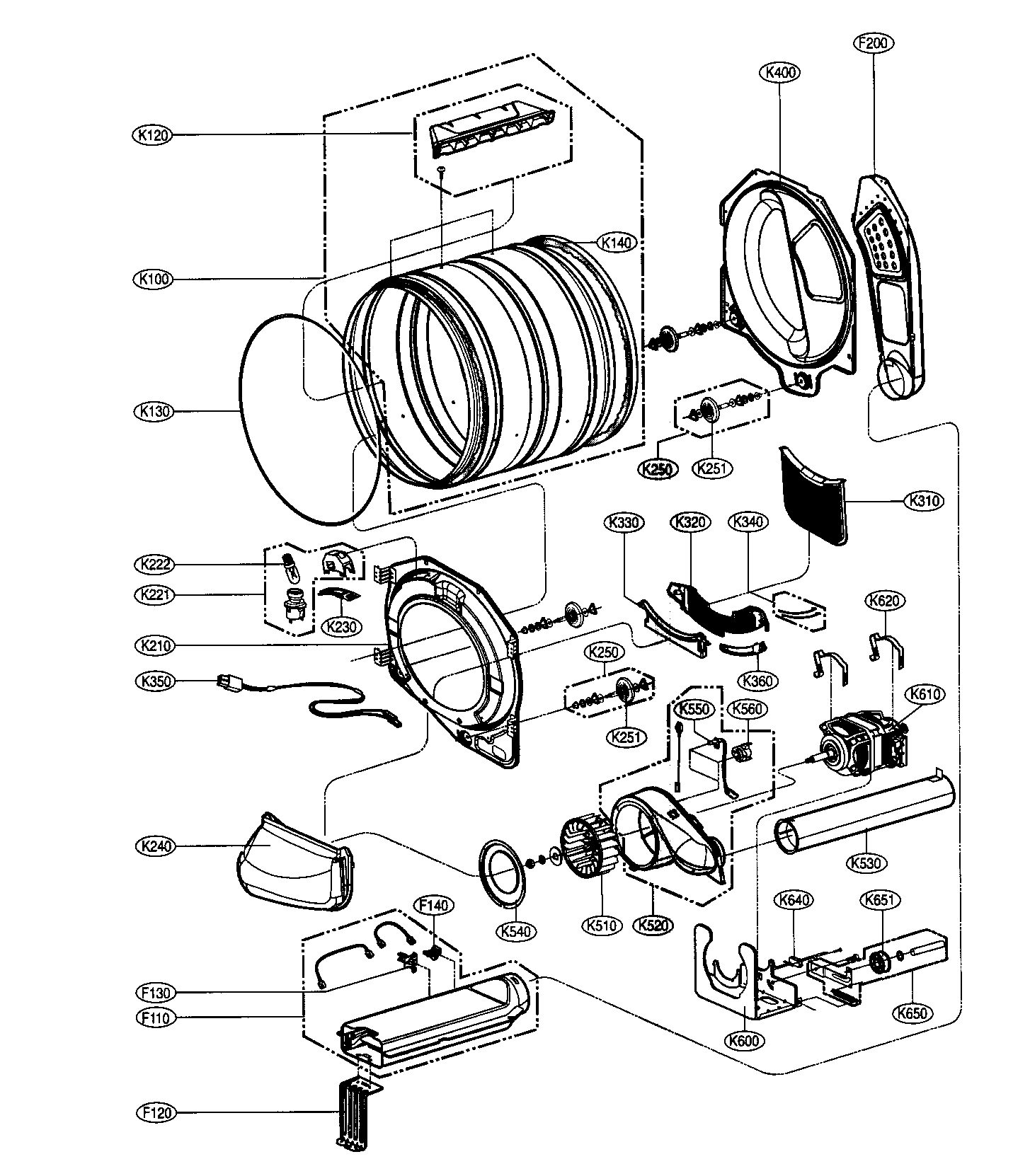 Washer Repair: Lg Washer Repair Manual