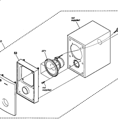 sony ss ws71 speaker diagram [ 1373 x 1096 Pixel ]
