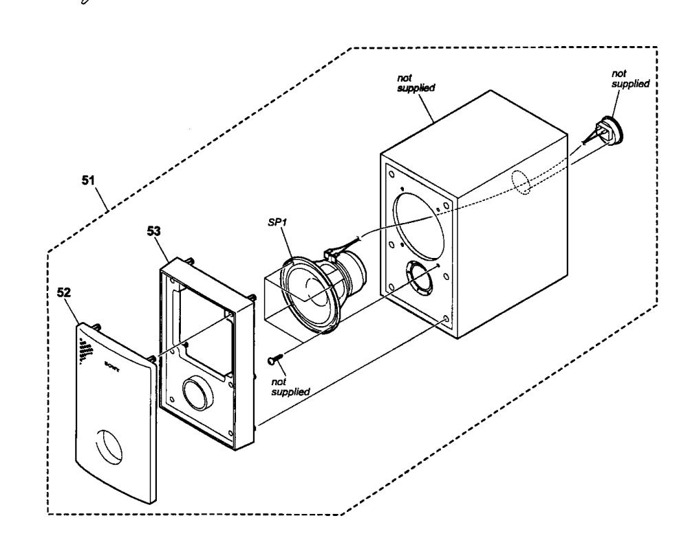 medium resolution of sony ss ws71 speaker diagram