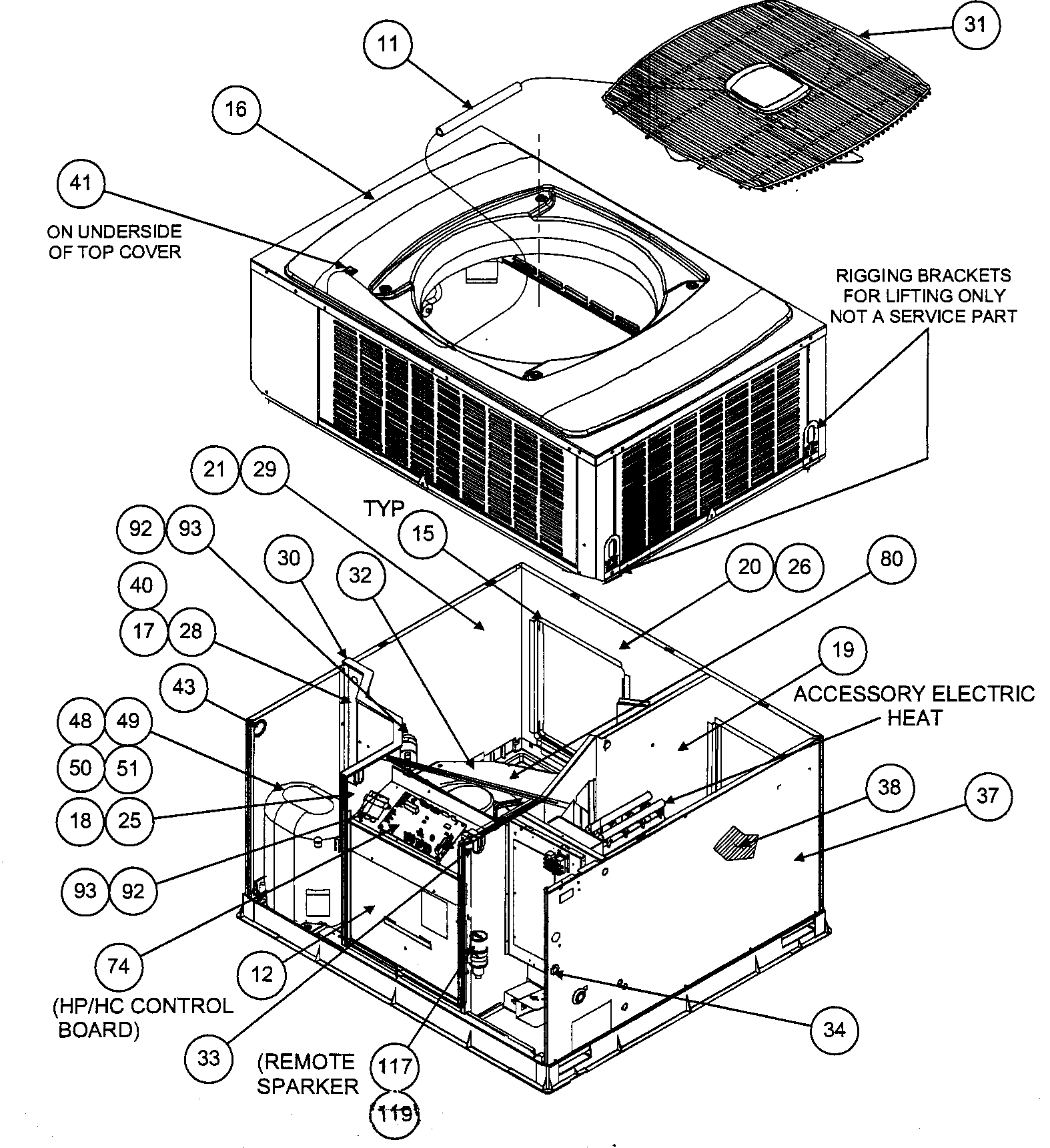 Carrier Furnace 58mxa080 Parts Diagram, Carrier, Get Free