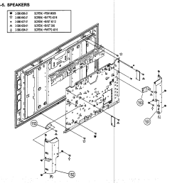 sony kdl 52xbr2 speakers diagram [ 1443 x 1432 Pixel ]