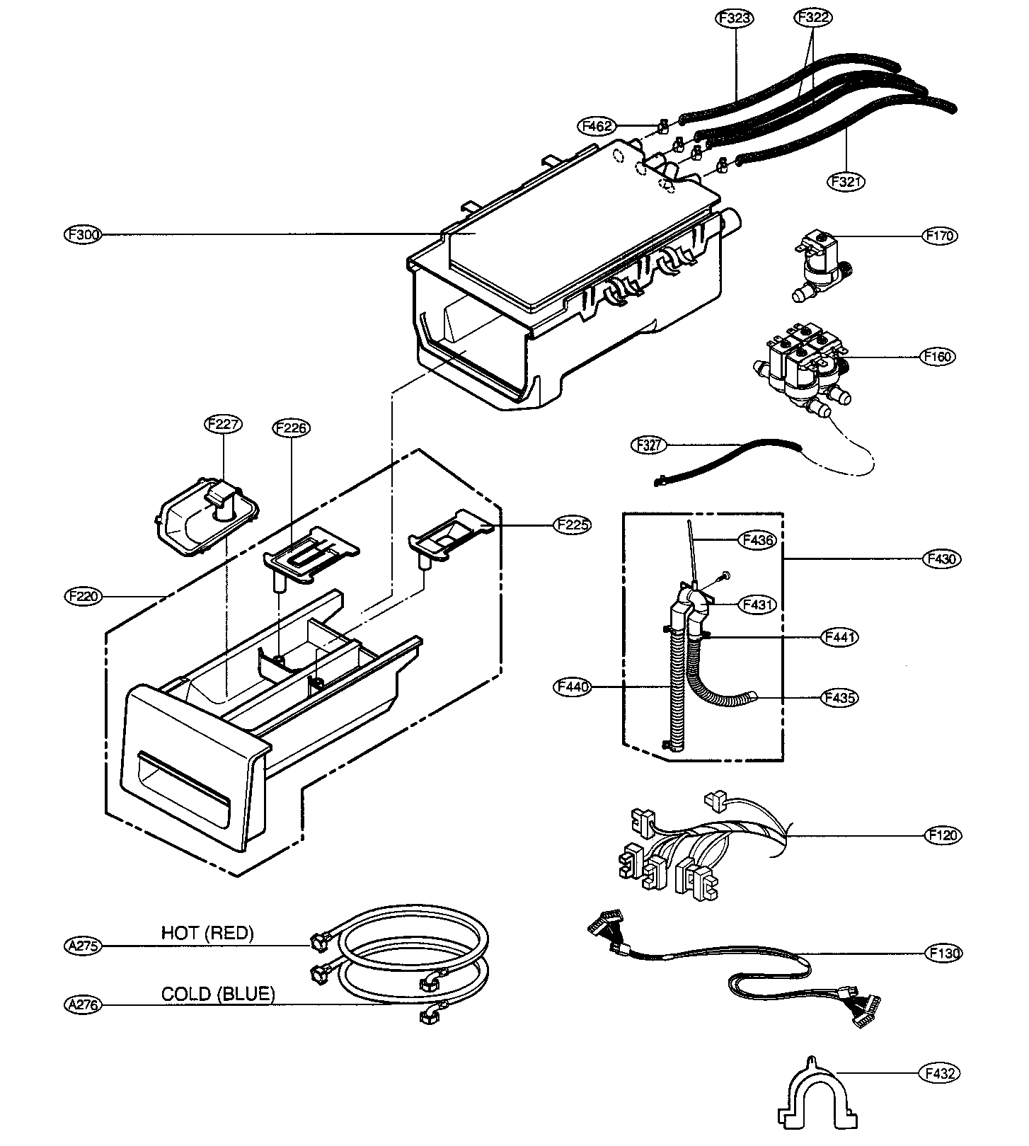 Washer Parts: Lg Washer Repair Parts