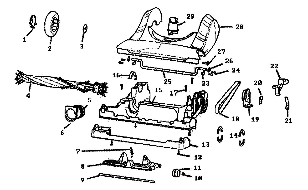 Vacuum Parts: Vacuum Parts Eureka