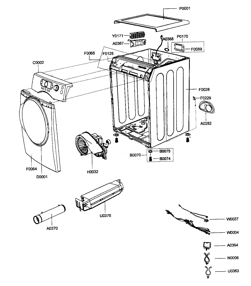 medium resolution of samsung dryer heating element