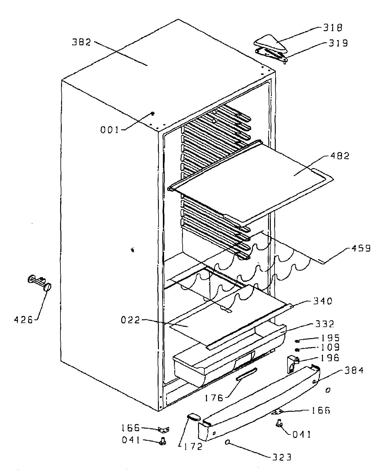 Danby Diplomat Mini Refrigerator Wiring Diagram. Mini