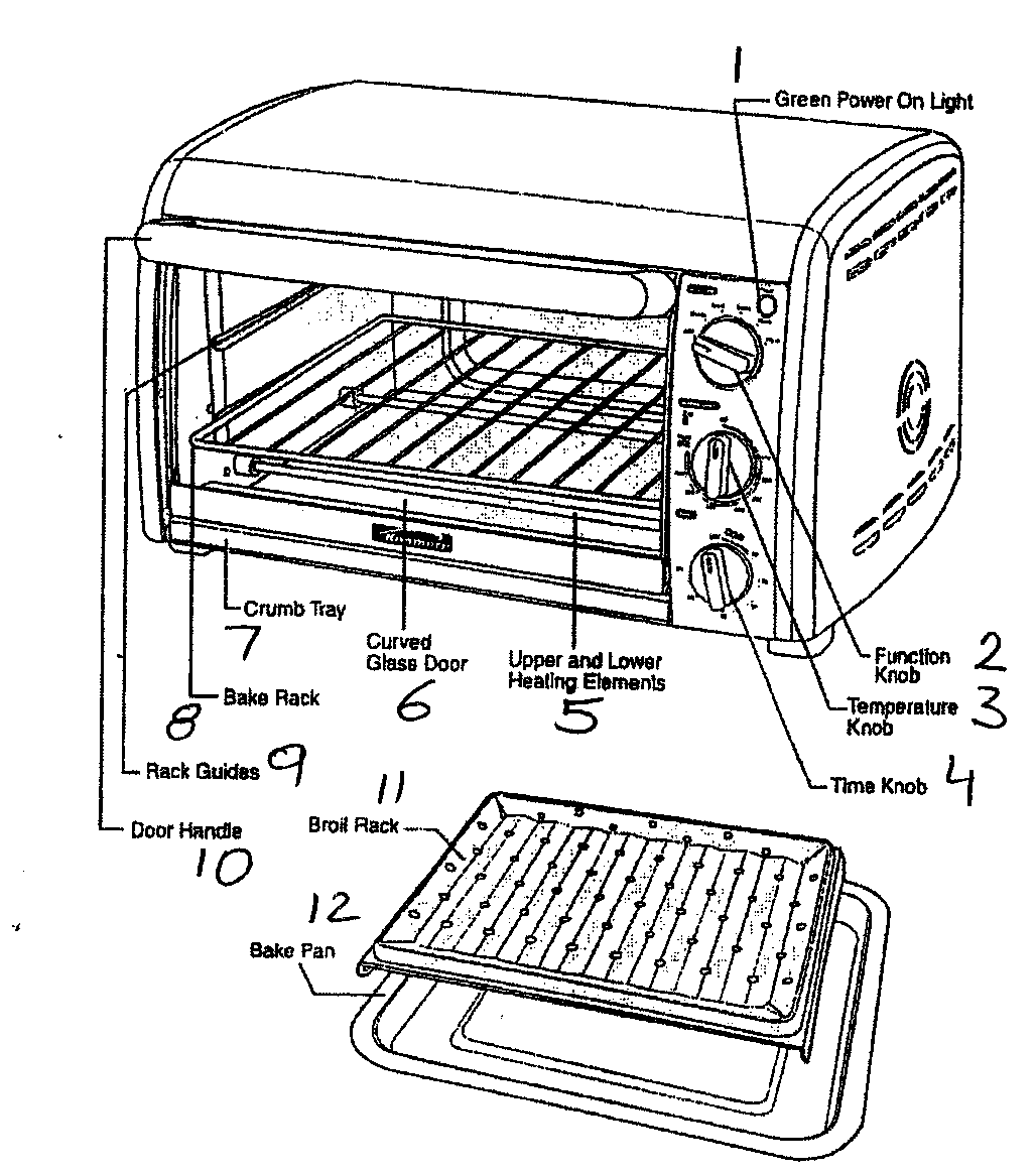 Kenmore Oven: Kenmore Parts Oven