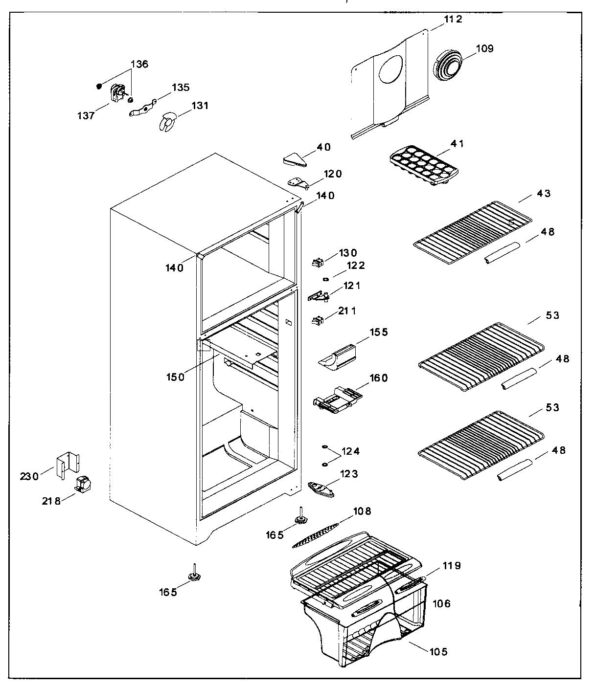Danby Refrigerator Wiring Diagram, Danby, Get Free Image