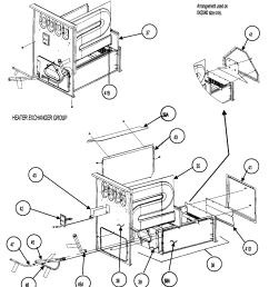 carrier 58mvp040f15114 heat exchanger diagram [ 1491 x 1760 Pixel ]