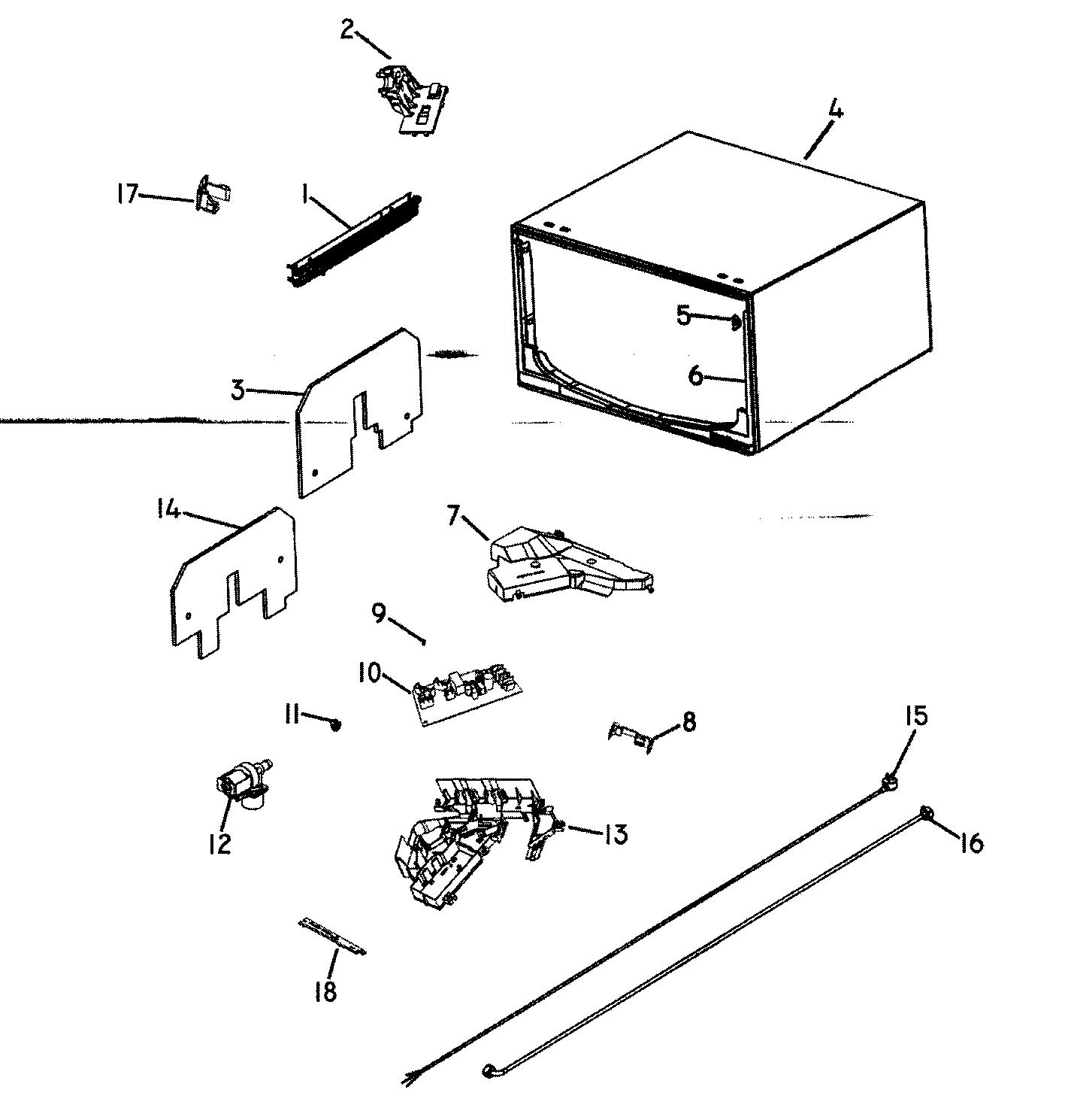 F&p dishdrawer service manual