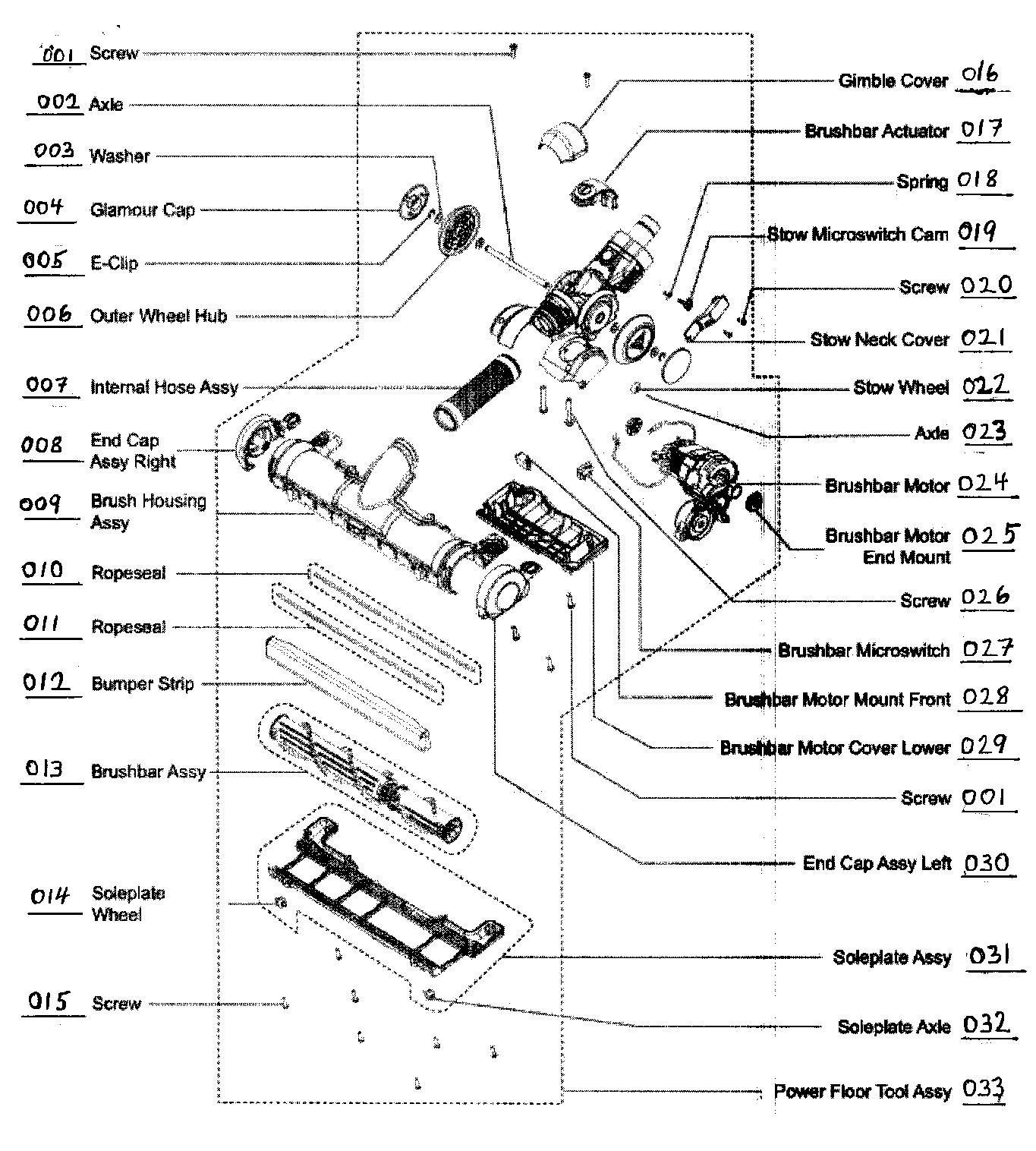 DYSON DC21 MANUAL PDF