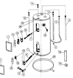 ao smith water heater wiring diagram [ 1378 x 1365 Pixel ]
