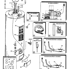 Century Ac Motor Ao Smith Wiring Diagram Obd2a To Obd2b Aosmith Water Heater Parts Model Gpcr40100 Sears