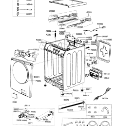 wiring diagram for samsung washer electrical wiring diagrams frigidaire washer parts diagram samsung washer diagram [ 2123 x 2595 Pixel ]