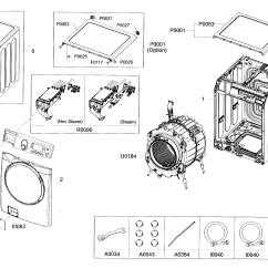 Whirlpool Front Load Washer Wiring Diagram For Defy Gemini Oven Samsung Washing Machine Get Free Image