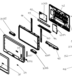 lcd tv diagram components wiring diagram general home lcd tv diagram components wiring diagram dat lcd [ 2935 x 2126 Pixel ]
