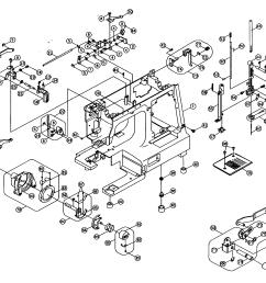 sewing pedal wiring diagram kenmore [ 2822 x 1976 Pixel ]