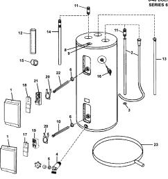 reliance 640dors cabinet assy diagram [ 1991 x 2019 Pixel ]