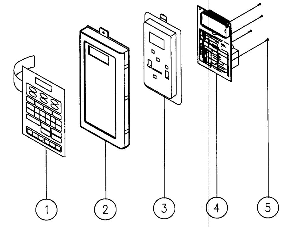 medium resolution of magic chef mco160uw control panel diagram