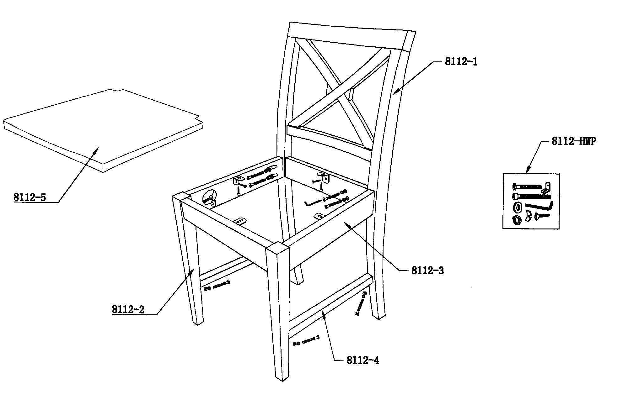 office chair diagram black velvet covers wiring parts hublands end model 8112 furniture genuine ntgm075ega3