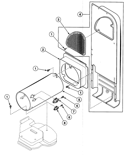 small resolution of wiring diagram for speed queen dryer