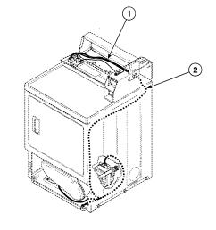 wiring diagram for speed queen dryer [ 1256 x 1348 Pixel ]