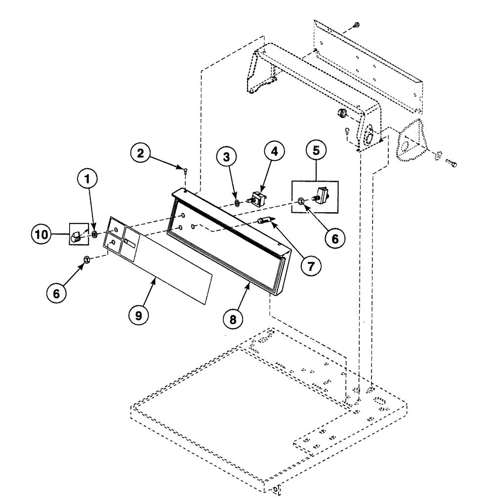 medium resolution of wiring diagram for speed queen dryer