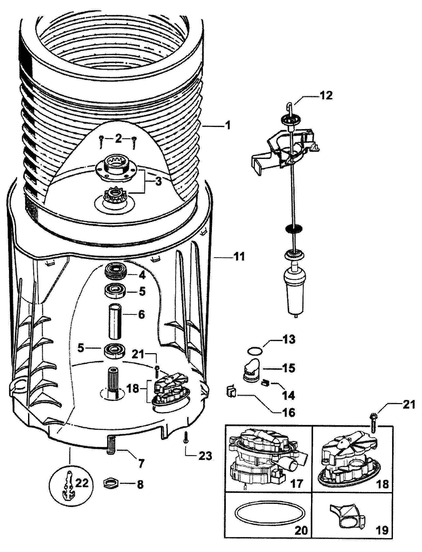 fisher paykel diagram