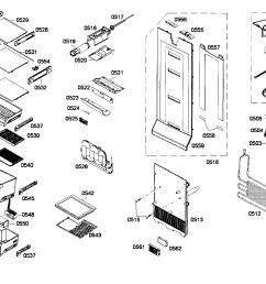 shelf fridge parts diagram wiring diagram loc shelf fridge parts diagram [ 2398 x 1634 Pixel ]