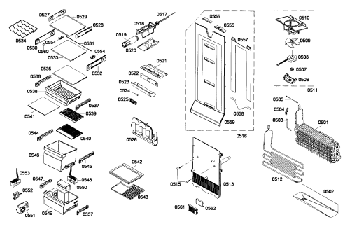small resolution of shelf fridge parts diagram wiring diagram loc shelf fridge parts diagram