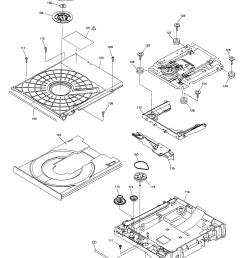 panasonic dmp bd80p dvd mechanism diagram [ 2140 x 2680 Pixel ]