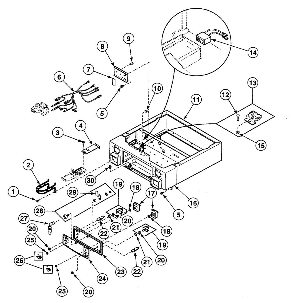 medium resolution of speed queen model ssg109wf commercial dryer genuine parts whirlpool dryer timer wiring diagram sd queen gas dryer wiring diagram