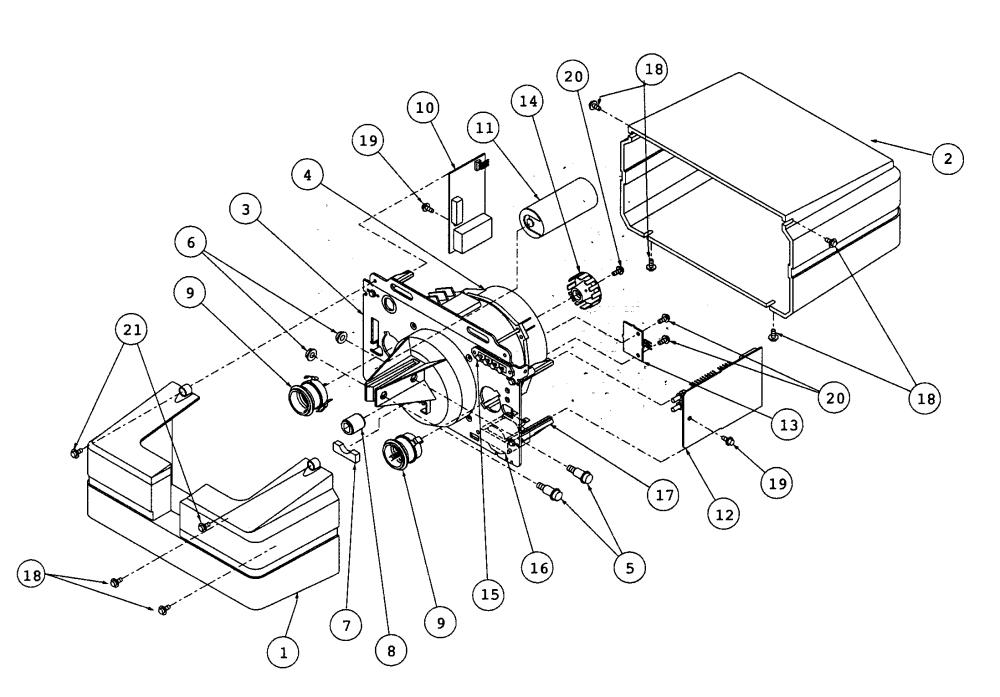 medium resolution of genie is920 motor assy diagram