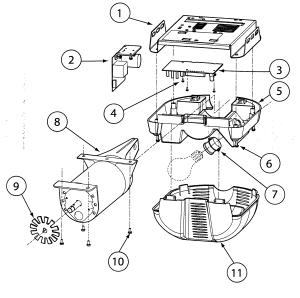 GENIE GARAGE OPENER Parts | Model ISD995 | Sears PartsDirect