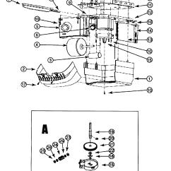 Genie Garage Door Parts Diagram For Hotel Management Er Ac Chaindrive Gdo Motor Assy Model Gcg350l