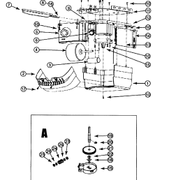 looking for genie model gcg350l garage door opener repair replacement parts  [ 1947 x 2211 Pixel ]