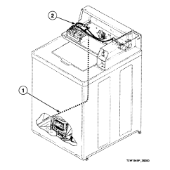 Speed Queen Dryer Wiring Diagram Mercury 225 Optimax Harnesses And Parts List For Model Swtt20wn