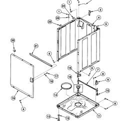 Speed Queen Dryer Wiring Diagram 98 Ford F150 Starter Alliance Washer Parts