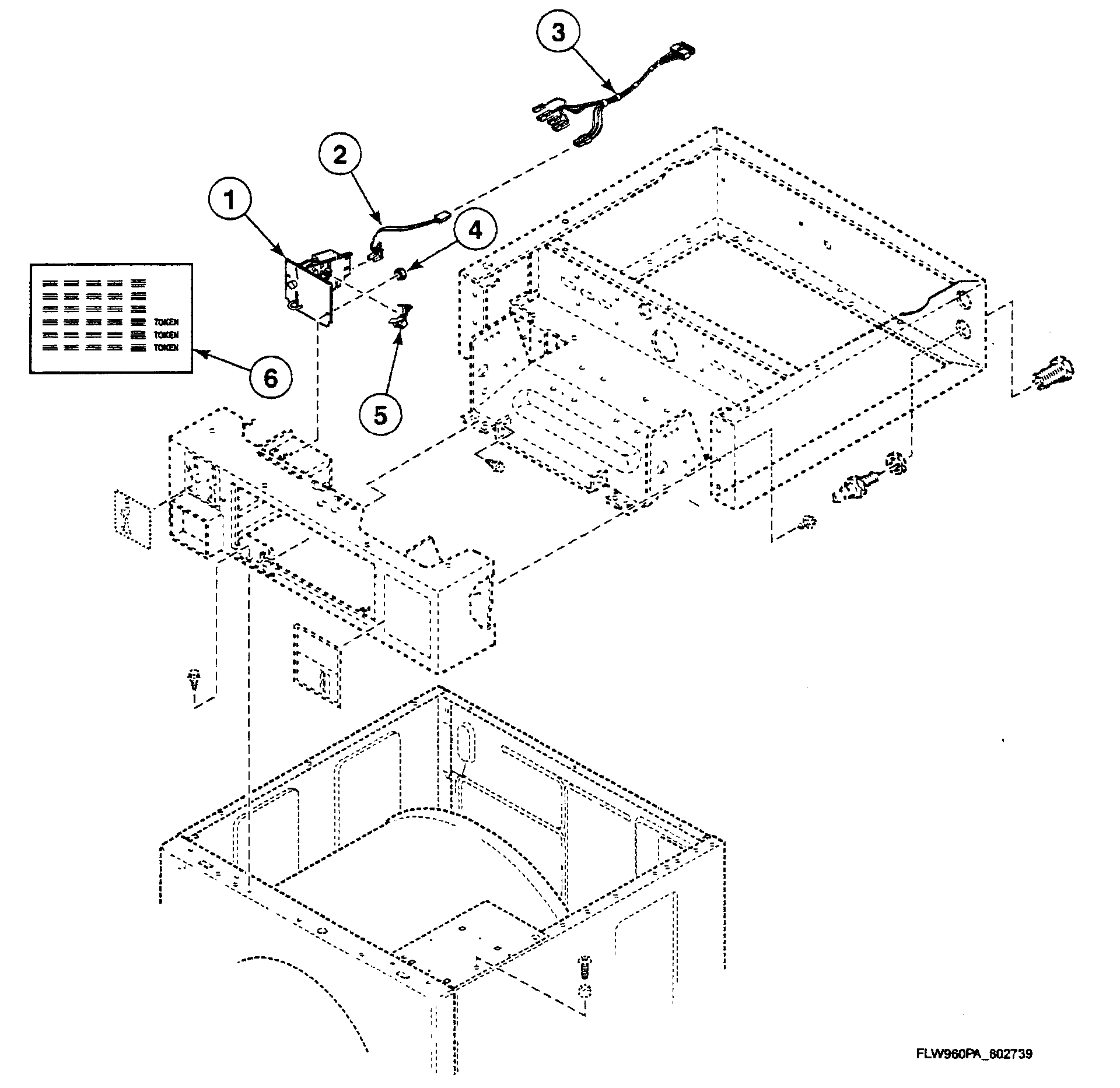 speed queen dryer wiring diagram 4 way solenoid valve washer parts