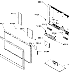 samsung tv parts diagram wiring diagram forward samsung tv parts list samsung tv parts diagram [ 2200 x 1773 Pixel ]