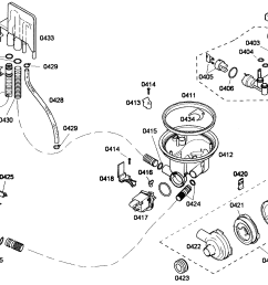 looking for bosch model she55m15uc 59 dishwasher repairbosch she55m15uc 59 pump assy diagram [ 2963 x 1837 Pixel ]