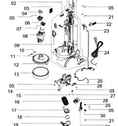 dyson vacuum parts diagram images [ 1860 x 2349 Pixel ]