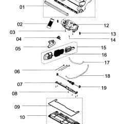 Dyson Dc17 Animal Parts Diagram Gibson Sg Junior Wiring Vacuum Cleaner Repair Bruin Blog