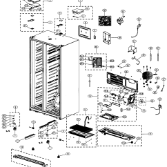 Wiring Diagram Of Refrigerator Dual 4 Ohm Sub Kenmore Parts Data