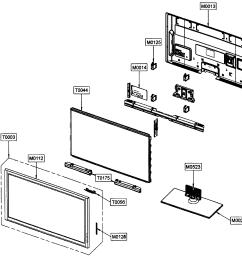looking for samsung model pn50c550g1fxza plasma television repair [ 2456 x 2420 Pixel ]